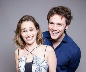 emilia clarke and me before you image