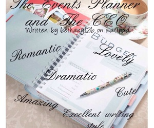 books, ceo, and romance image