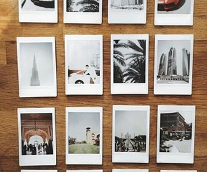 collection, photography, and polaroid image