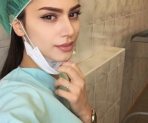 doctor and beautiful image