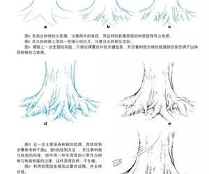 drawing, tree, and diy image