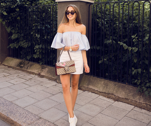 fashion, kenza, and outfit image