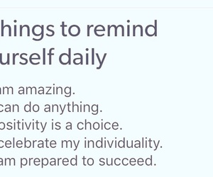 lists, motivation, and positivity image