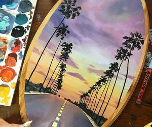 art, draw, and painting image