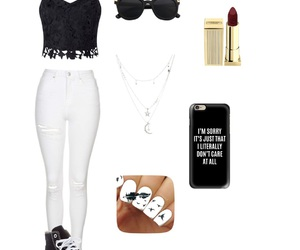 moda, outfit, and ropa image