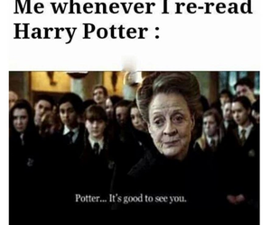 book, harry potter, and movie image