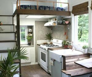 interior and tiny house image