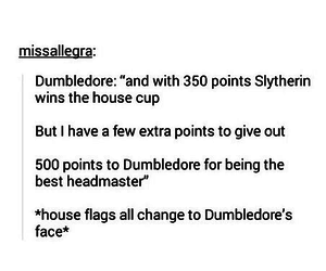 dumbledore, harry potter, and post image