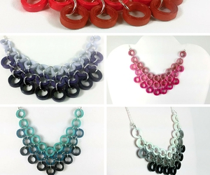 chunky, quilling, and paper jewelry image