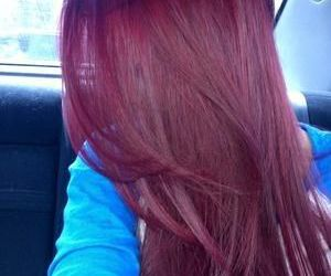 red hair <3 image