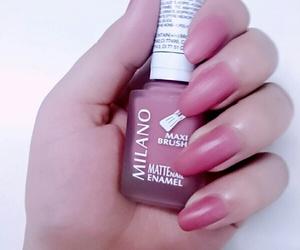 matte, pink, and وردي image