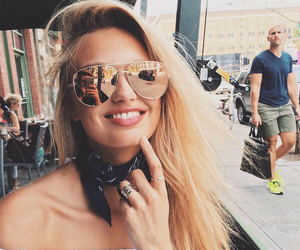 girl, fashion, and romee strijd image