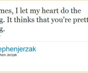 amazing, heart, and twitter image
