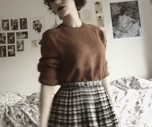 aesthetic, Audrey Horne, and doll image