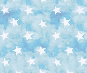 Stars Wallpaper And Blue Image