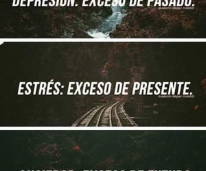 frases, estres, and depresion image