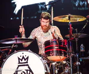 andy, bands, and drums image