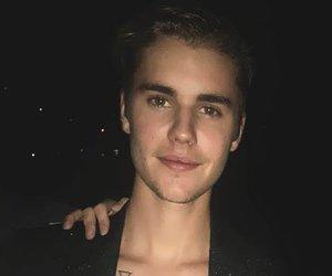 brown hair, cute boy, and JB image
