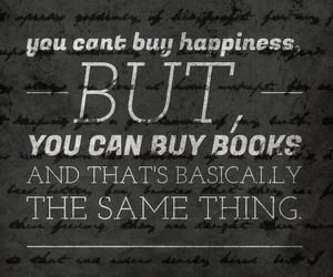 book, happy, and books image