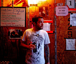 a day to remember and jeremy mckinnon image
