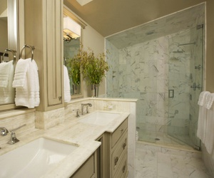 bathroom, luxury, and designe image