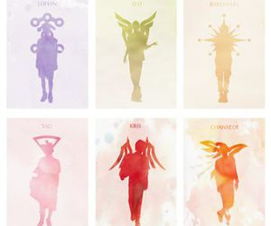 exo, power, and Chen image