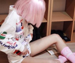 asian girl, asian model, and korean girl image