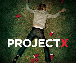 movie, party, and project x image