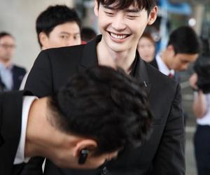 lee jong suk, w, and couple image