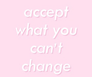 accept, change, and motivation image