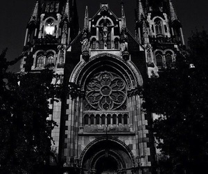Darkness, antique, and architecture image