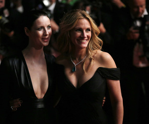 cannes, julia roberts, and outlander image