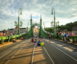 budapest, travel, and countries image