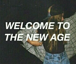 grunge, quotes, and new age image