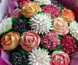 cake, cupcakes, and dessert image