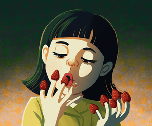 funny, sweet, and amelie image