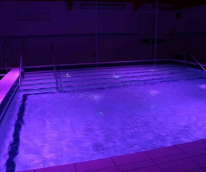 purple, pool, and grunge image