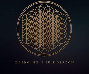 bring me the horizon, sempiternal, and bmth image