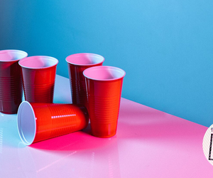 party, solo cups, and party foul image