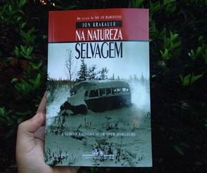 book, na natureza selvagem, and books image
