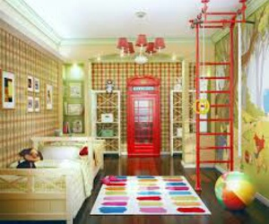 london, telephone, and betroom image