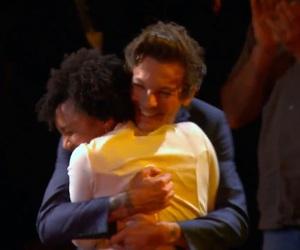 hug, americas got talent, and agt image
