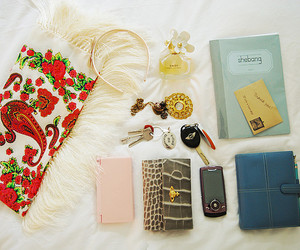 hangbag, purse, and what's in my bag image