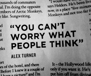 alex turner, quotes, and arctic monkeys image