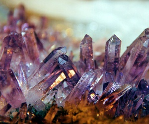 crystal, purple, and violet image