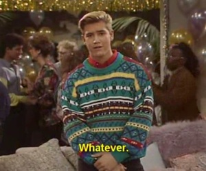 whatever and saved by the bell image