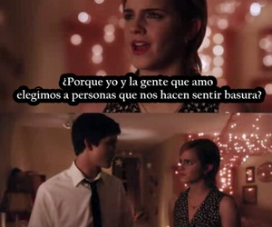 love, emma watson, and frases image