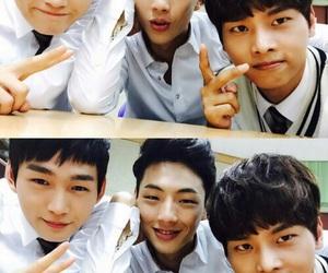 sassy go go, korean, and n image