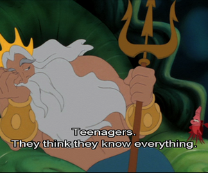 teenager, disney, and quote image