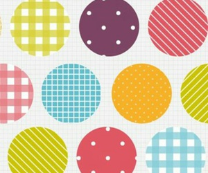 pattern, wallpaper, and polkadot image